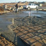 Lubbock Parade Homes Slab Poured The Was
