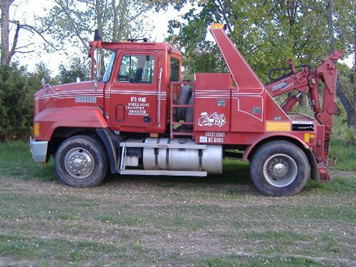 Mack Truck Toter Price Reduced Oct Mac The