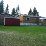 Manufactured Home And Garage For Sale Moved Caroline Alberta