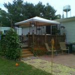 Manufactured Home Exterior Makeover