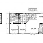 Manufactured Home Floor Plan Clayton Classic