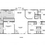 Manufactured Home Floor Plan Clayton Sedona Limited