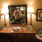 Manufactured Home Holiday Decor Ideas Living Room Decorated For