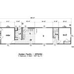 Manufactured Homes Floor Plans Home Design Ideas Interior