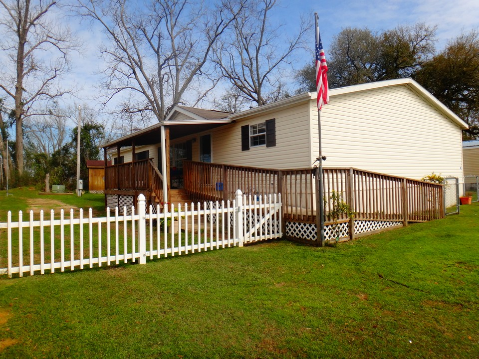 Manufactured Homes Front Porch