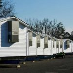 Manufactured Homes Stored Six Flags New Jersey Russ Desantis The
