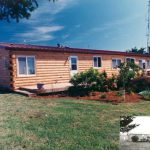 Manufactured House Looks Like Cabin