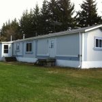 Manufactured Mobile Home Moved Off Property