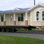 Manufactured Modular Mobile Home And