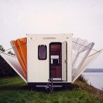 Markies Caravan Transforms Into Mobile Home Thrice Its Size
