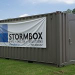 Media Buzz And Recognition News Hugg Hall Mobile Storage
