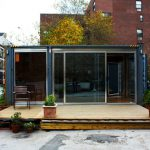 Meka Shipping Container Home Pops