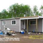 Mobile Home Addition Process Detail Small But