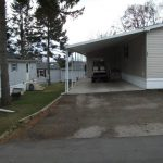 Mobile Home Attached Carports