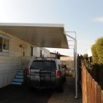 Mobile Home Car Port Americal Awning Shoppe And Patio