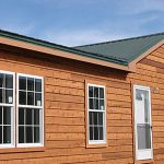 Mobile Home Cedar Siding Homes Ideas