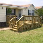 Mobile Home Covered Deck Designs