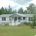 Mobile Home Covered Front Porch