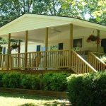 Mobile Home Deck Ideas Covered Porch Gallery Decks And Porches For