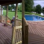Mobile Home Decks And Porches For Pinterest
