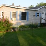 Mobile Home Estate Garden Makeover