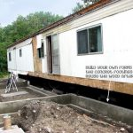 Mobile Home Foundation Bestofhouse