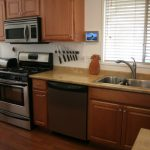 Mobile Home Kitchen Remodel The Year Old
