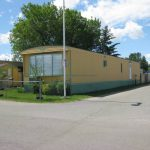 Mobile Home Large Addition And Fenced Yard Calgary Alberta