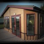 Mobile Home Log Cabin For Sale Northern Ireland Youtube