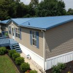 Mobile Home Metal Roof Decorating Ideas