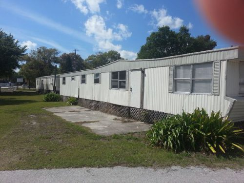 Mobile Home Park For Sale Plant City Pine Oaks
