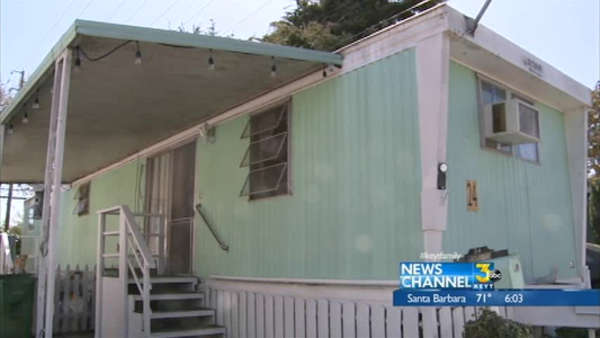 Mobile Home Park Santa Barbara One News Page Video