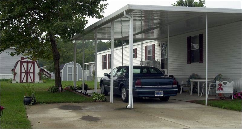 Mobile Home Parks Such The Inverness Too Off Lewis Avenue