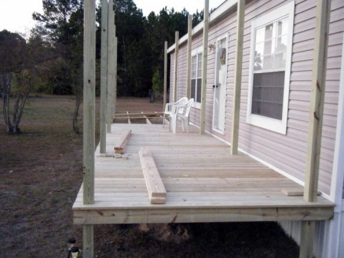 Mobile Home Porch Roof Idea Joy Studio Design Gallery Best