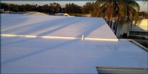 Mobile Home Roofing Roof For Rubber