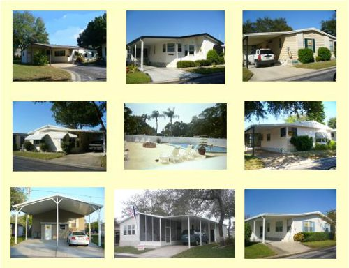 Mobile Home Sales Clearwater Largo Pinellas County Tampa Bay Area