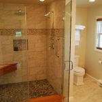 Mobile Home Shower Units Walk Residential Gallery