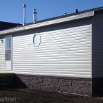 Mobile Home Siding And Skirting Crane