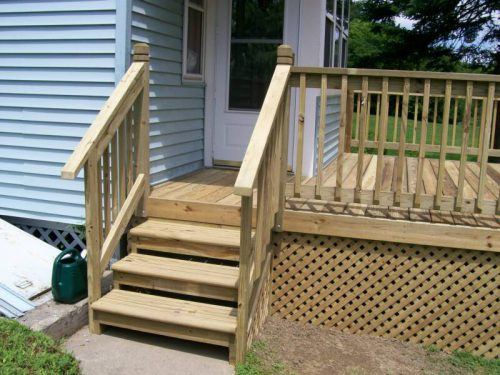 Mobile Home Steps And Decks Car Tuning