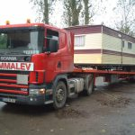Mobile Home Transporters