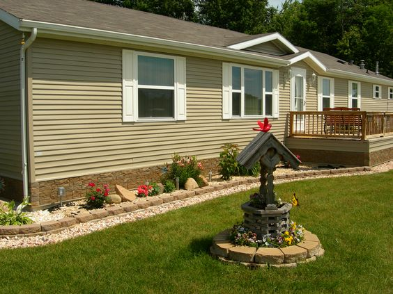 Mobile Homes Brick Skirting Google Search Home Remodel