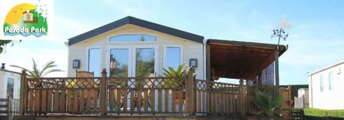 Mobile Homes Spain Exclusive Residential Retirement Home