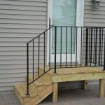 Mobile Stairs Metal Handrail Diy Pinterest