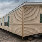 Model Single Wide Manufactured Home Vidor Texas
