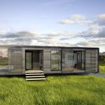 Modern Design The Prefab Shipping Container Homes Manufacturers