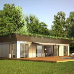 Modern Green Prefab Homes Vissbiz
