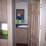 Modern Single Wide Manufactured Home