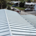 Modular And Mobile Home Roof Over System