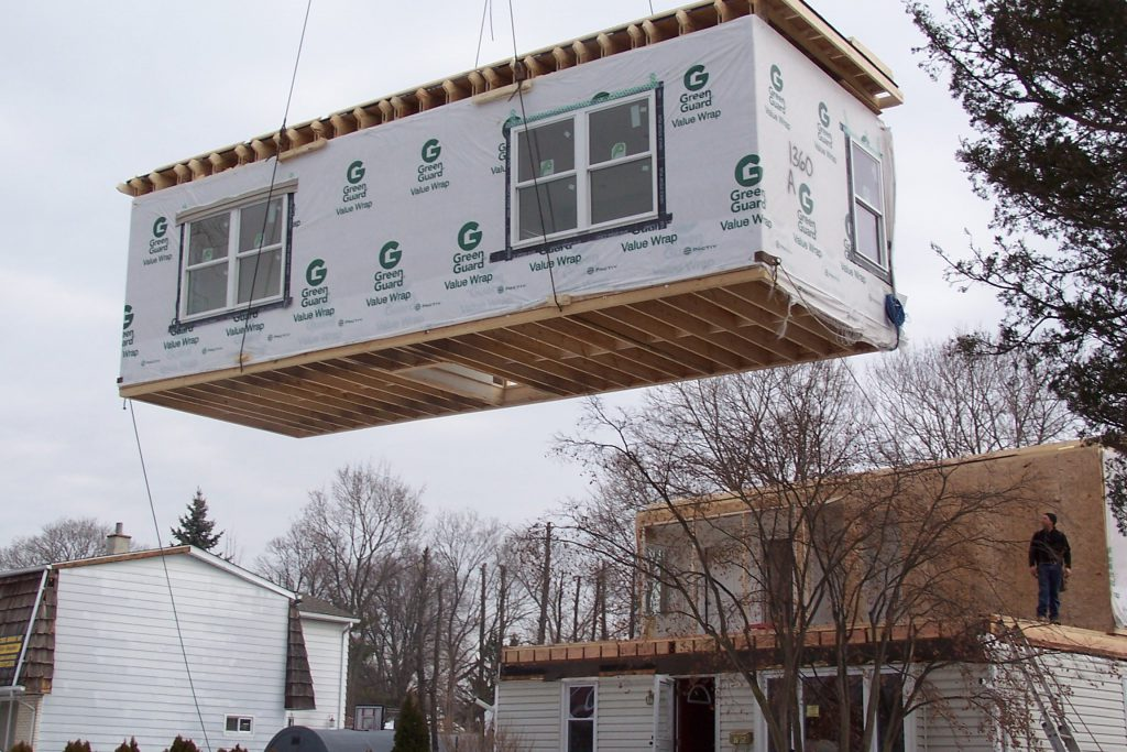 Modular Home Additions New Jersey Tri Tech Homes
