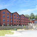 Modular Home Builder Clayton Homes Builds Gold Leeds Dormitory